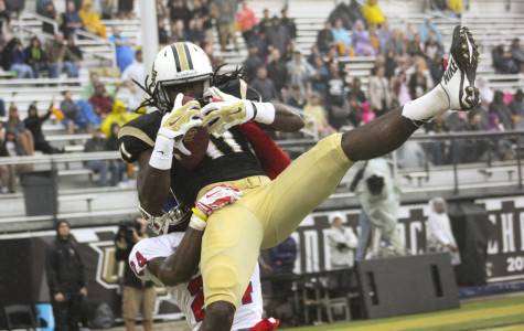 Former UCF wide receiver Breshad Perriman was drafted 28th overall by the Baltimore Ravens.