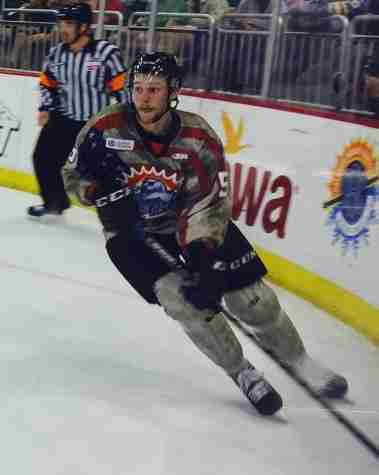 Solar Bears lose in Overtime to Stingrays, 3-2