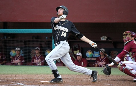 Tommy Williams' .376 batting average is second-best in the American Athletic Conference.