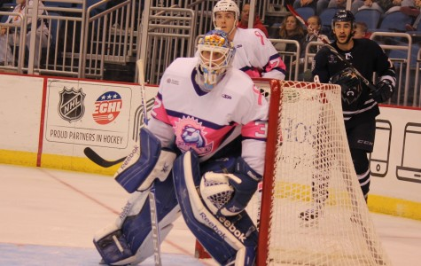 Garret Sparks will be the Solar Bears goaltender of choice going into the Kelly Cup Playoffs.