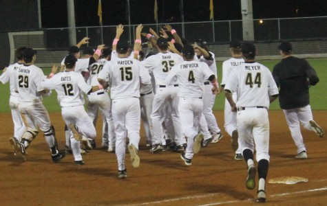 The Knights improve to 24-10 on the season and 9-1 in one-run games.