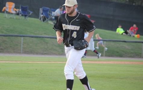 Cre Finfrock finished the game allowing seven hits and four earned runs over 5.1 innings pitched.