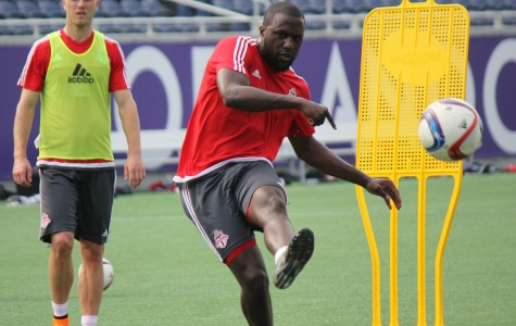 Jozy Altidore grew up playing youth soccer just a few hours south of Orlando.