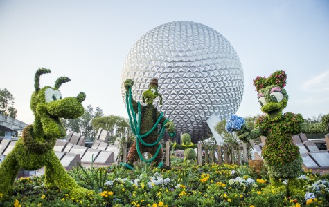 What to see at EPCOT's Flower & Garden Festival