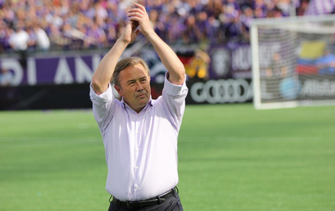 Orlando City manager Adrian Heath played 20 season in England before becoming a player-manager during his final year with Burnley.