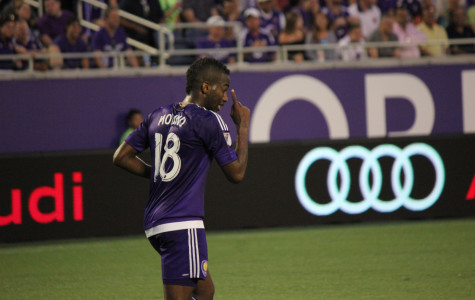 Orlando City midfielder Kevin Molino to miss rest of MLS season with torn ACL