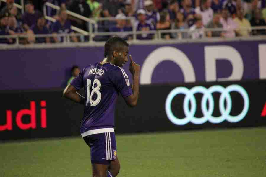 Kevin Molino had played in seven games this season for Orlando City, assisting one goal and taking 14 shots in 605 minutes of play.