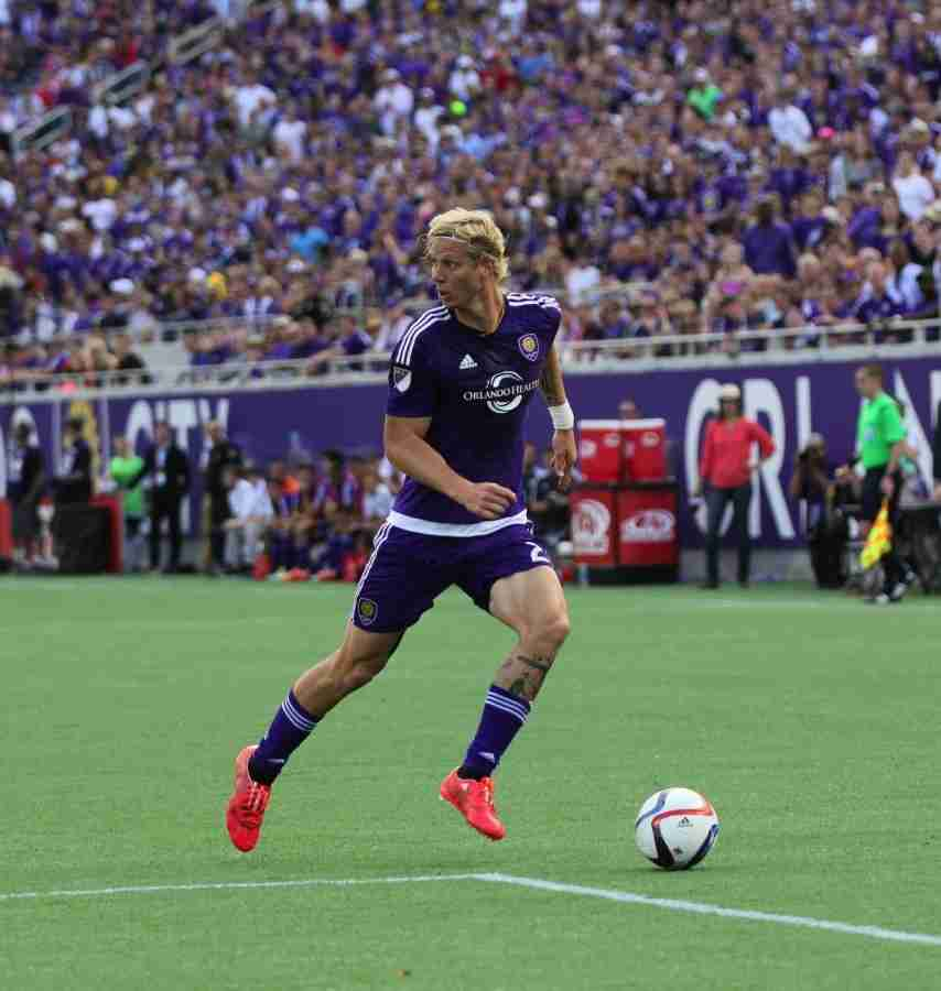 Brek Shea played midfield in Orlando City's friendly against Ponte Preta and could replace Kevin Molino in that role moving forward.