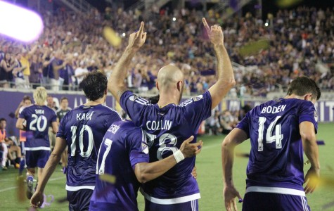 Orlando City score two in final 15 minutes to salvage 2-2 draw