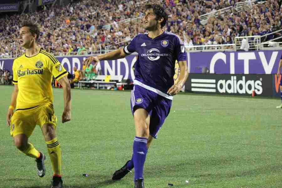 Kaka+scored+his+club+leading+sixth+goal+on+Saturday%2C+as+Orlando+City+earned+a+2-2+draw+against+the+Columbus+Crew.