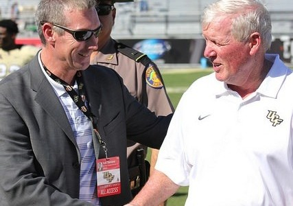 UCF AD Todd Stansbury to take Oregon State job