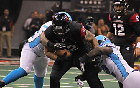 The Orlando Predators lost 63-70 against the Philadelphia Soul during their season opener at the Amway Center.