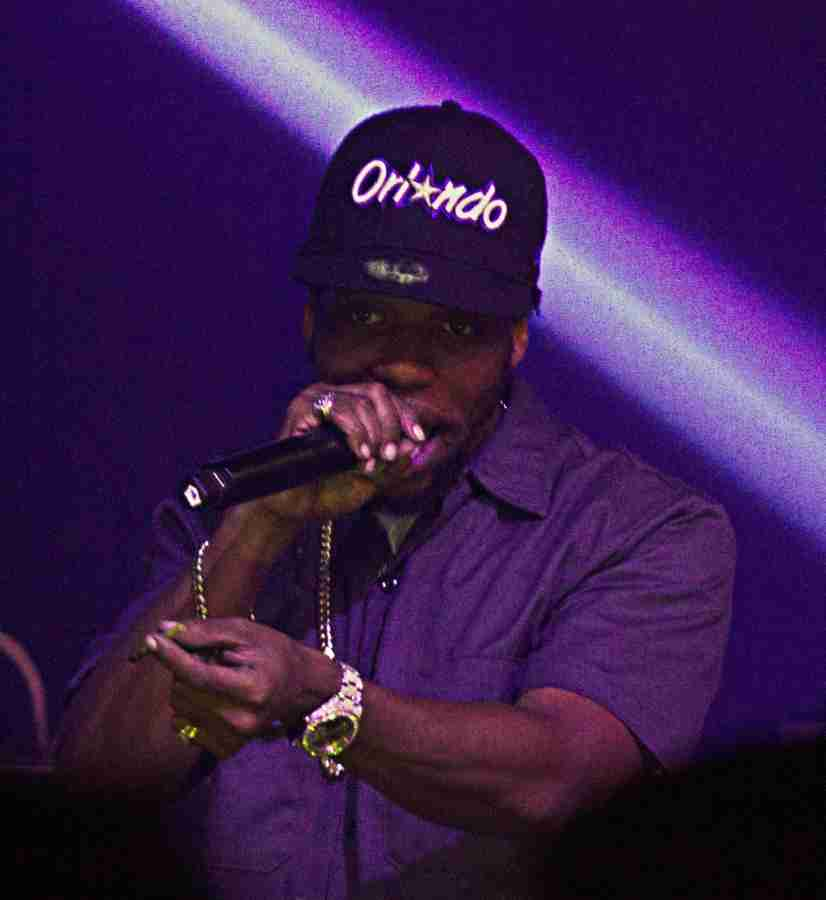 "Curren$y performing at the ""Pilot Talk 3"