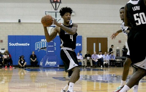 Elfrid Payton averaged 5.5 points and 6.5 assists per game during the Orlando Pro Summer League.