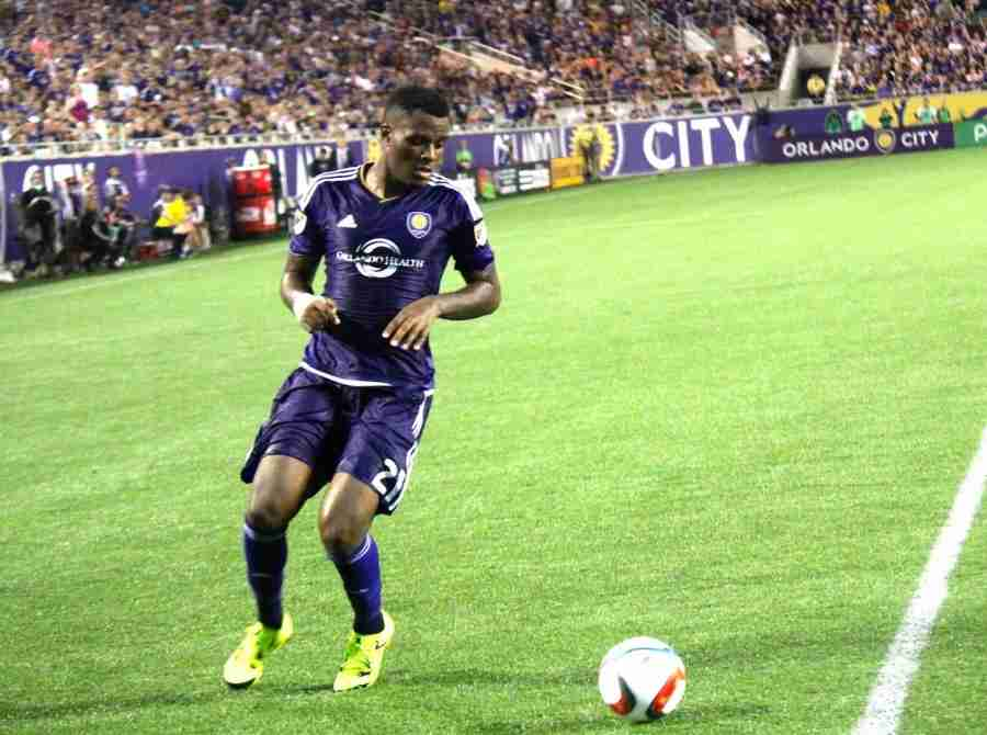 Cyle+Larin+remains+tied+for+the+MLS+rookie+goal+record+with+11+after+Orlando+City+played+to+a+scoreless+draw+against+Philadelphia.