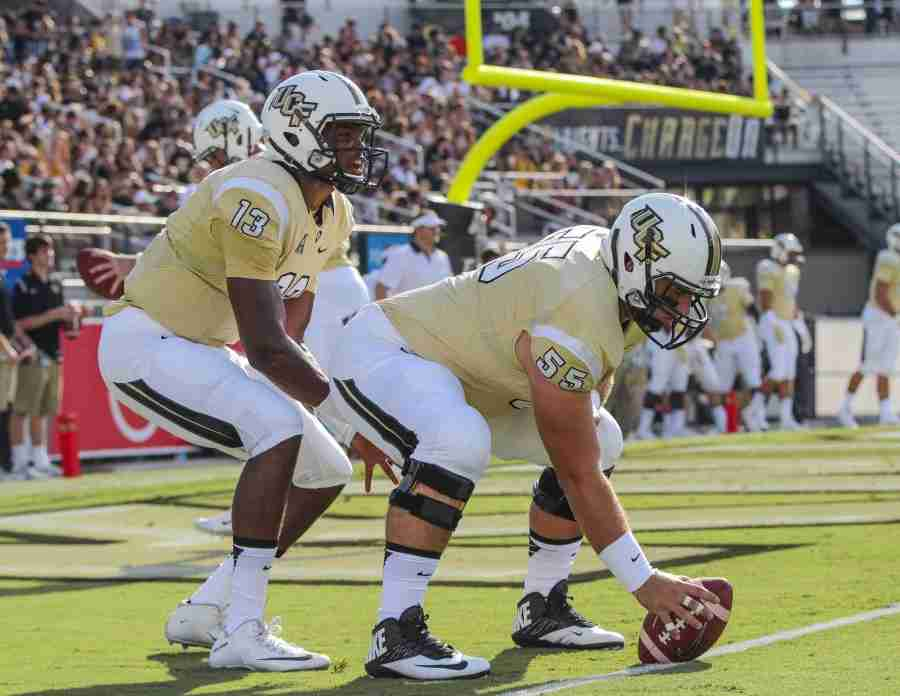 Justin+Holman+%28left%29+will+be+out+for+2-4+weeks+with+a+hand+injury%2C+while+Joey+Grant+will+miss+the+remainder+of+the+season+for+UCF.