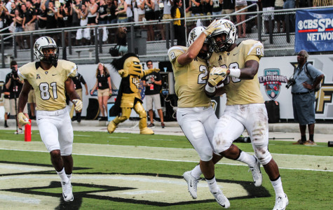 PHOTOS: UCF Knights season opener against FIU Panthers