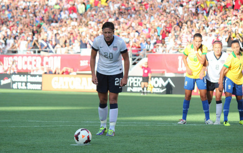 LIVE BLOG: U.S. Women's Soccer vs Brazil (Victory Tour)