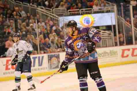 LIVE BLOG: Solar Bears vs Swamp Rabbits (Home Opener)