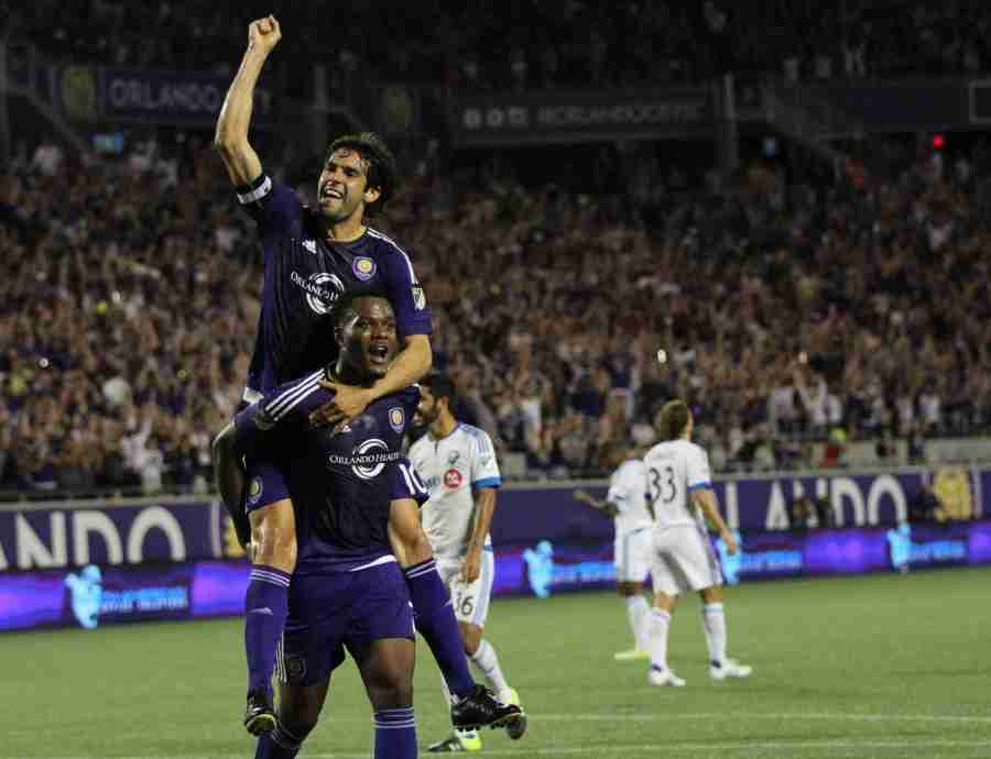 Cyle+Larin+scored+his+15th+goal+of+the+season+on+Saturday%2C+as+Orlando+City+took+a+2-1+victory+over+Montreal.