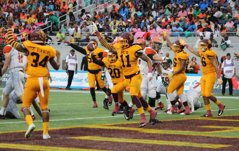 PHOTO GALLERY: Florida Classic – Bethune-Cookman vs. Florida A&M