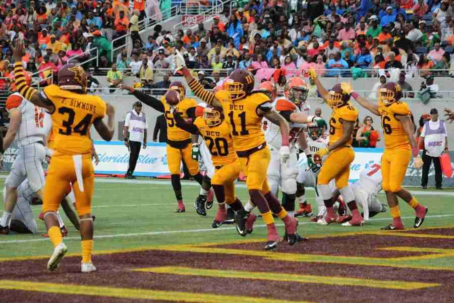 PHOTO GALLERY: Florida Classic - Bethune-Cookman vs. Florida A&M