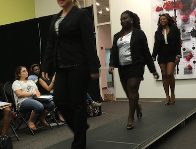 Fashion Show a success for Valencia Students