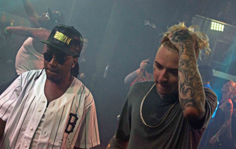 "Caskey performs during the ""Black Sheep 2"