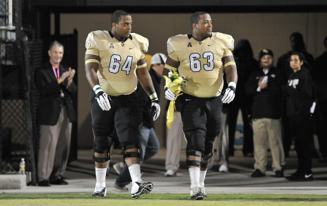 McCray twins, former UCF linemen sign with Orlando Predators