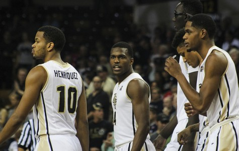 UCF will only lose three seniors from this year's team, including Daiquan Walker.