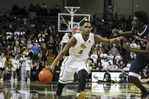 UCF Knights Begin Conference Tournament
