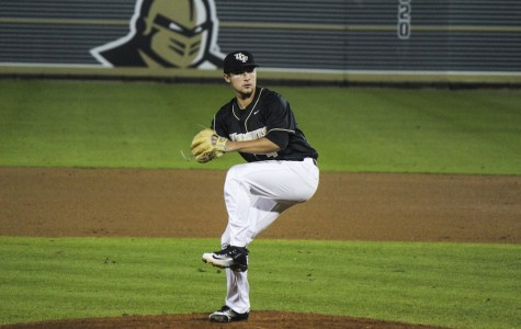 Cre Finfrock went five innings, giving up three earned runs on three hits in a no decision.