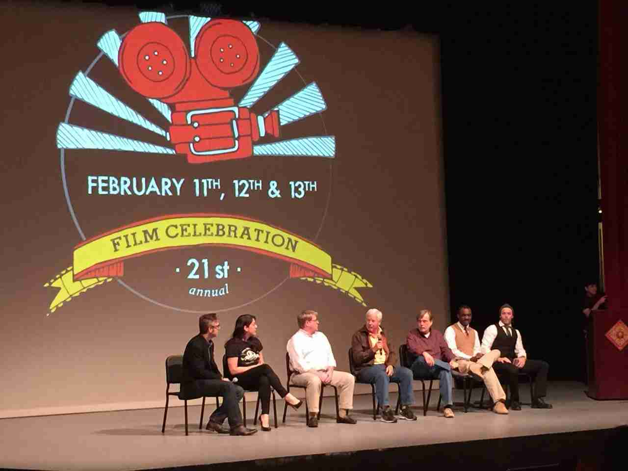 This was the first annual Film Celebration without Clemente, the founder and former chair of the school's film program.