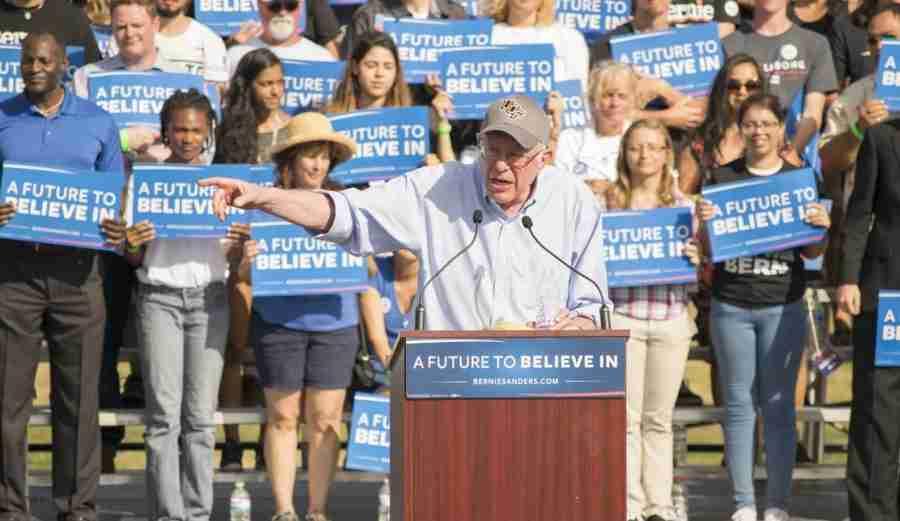 Photo Gallery: Bernie Sanders visits Kissimmee
