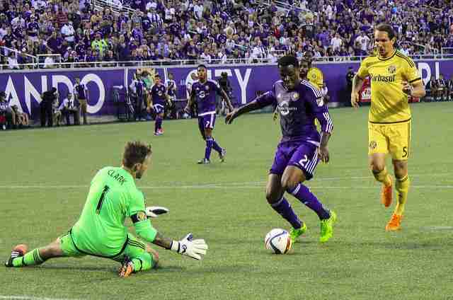 Cyle Larin won the MLS 2015 Rookie of the Year award.
