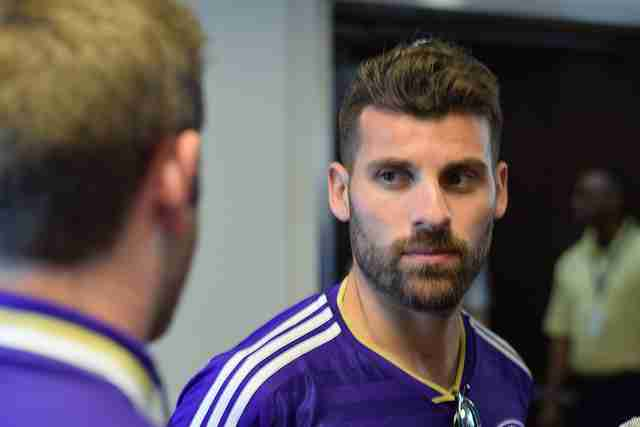 Antonio Nocerino could be making his MLS debut on Friday against the Chicago Fire.