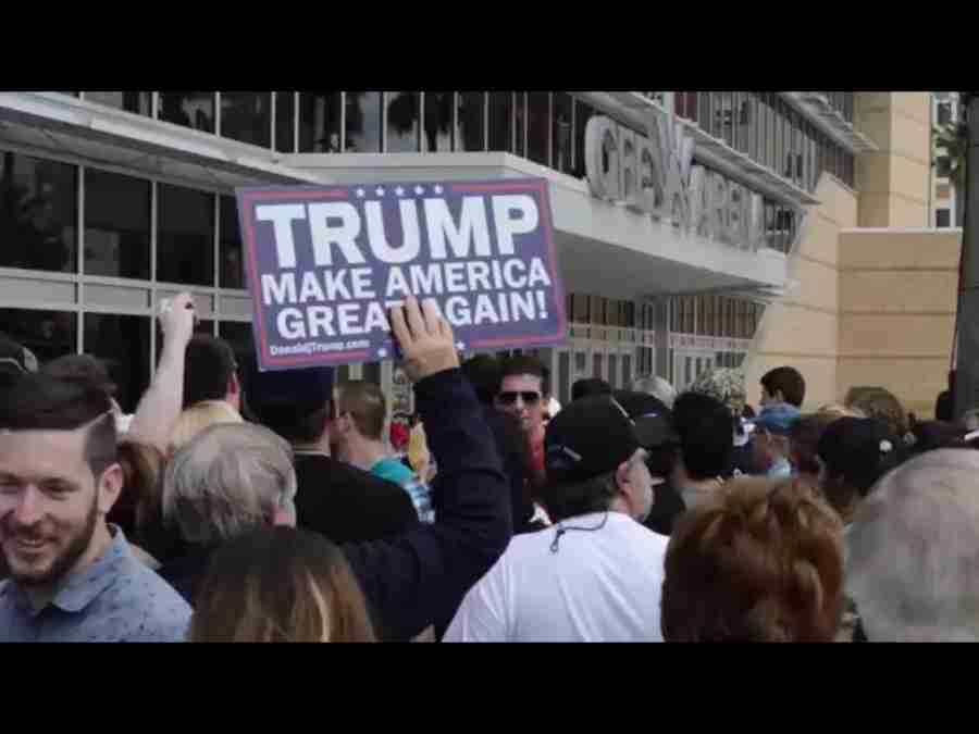 Donald+Trump+Protesters+Invade+UCF+Rally