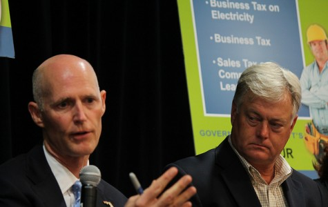 The list of spending requests Florida Governor Rick Scott plans to veto from the 2016-17 state budget was released March 15. On it is about $250 million worth of requests, but not $12 million for Valencia's new campus.