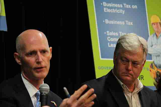 The+list+of+spending+requests+Florida+Governor+Rick+Scott+plans+to+veto+from+the+2016-17+state+budget+was+released+March+15.+On+it+is+about+%24250+million+worth+of+requests%2C+but+not+%2412+million+for+Valencia%E2%80%99s+new+campus.