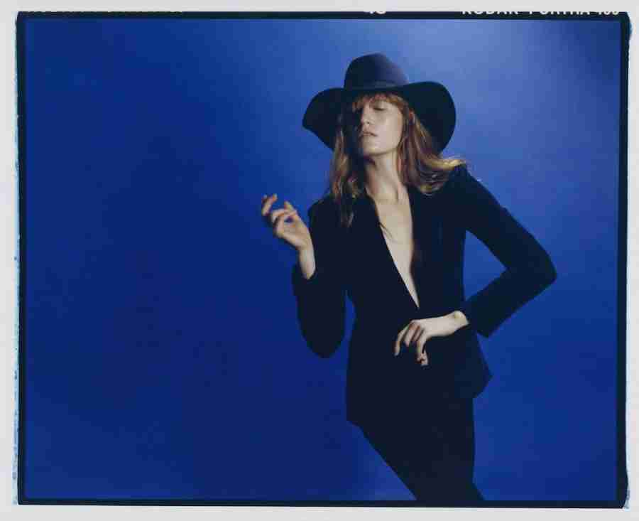 Artists Grimes, Of Mice And Me, and .Anderson Paak will rotate as support for Florence Welch (shown) and Florence + the Machine on all American tour dates.