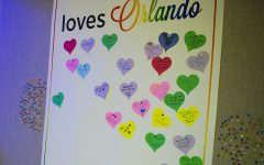 West Campus honors Pulse victims, including 7 Valencia Students