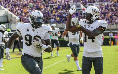 PHOTO GALLERY: UCF defeat ECU in conference opener