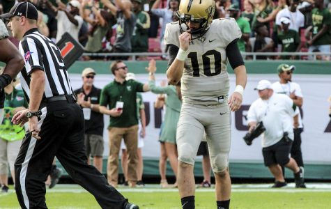 UCF drop 'War on I-4' rivalry game to USF