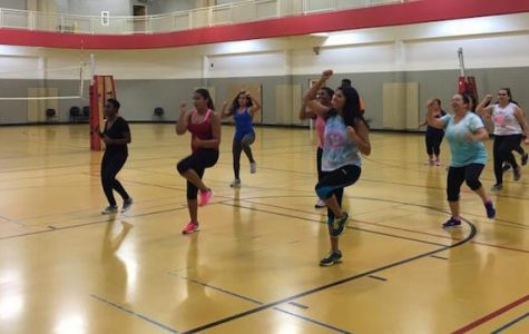 Get your dance on with Valencia's 'UFit' Zumba classes