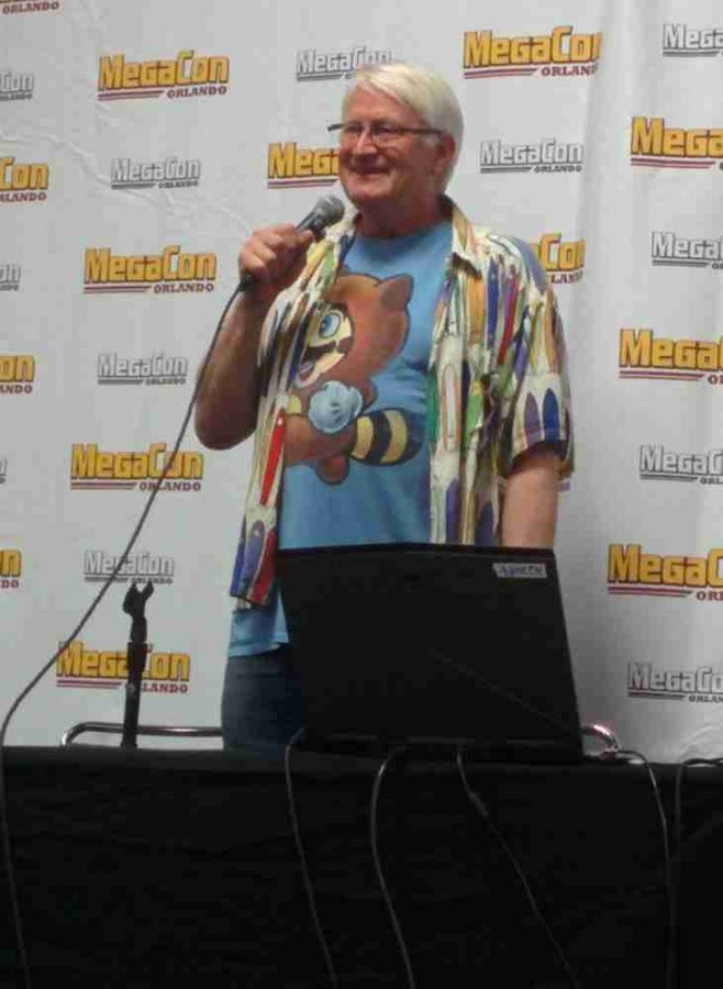 Charles+Martinet+answering+questions+his+Q%26A+Panel