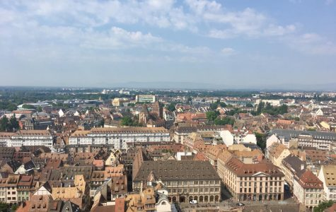 Study Abroad Opens Eyes