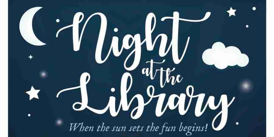"""Valencia East Book Nerds Hold First """"Night at the Library"""" Event"""