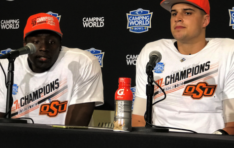After Bowl Victory in Orlando, Oklahoma State's Dynamic Duo's Stock is Rising