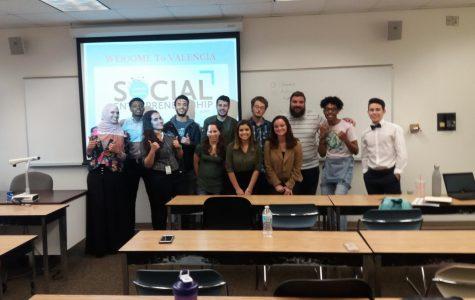 "Social Entrepreneurship Organization Hosts ""Shark Tank"" Competition"