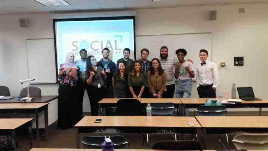 Social Entrepreneurship Organization Hosts